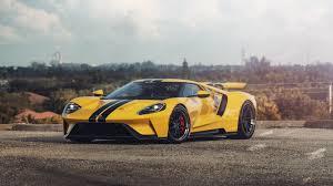 3840x2160 wallpaper sports car ford gt