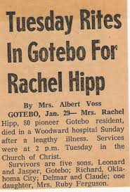 Rachel Minerva (Smith) Hipp (1877-1958)   WikiTree FREE Family Tree