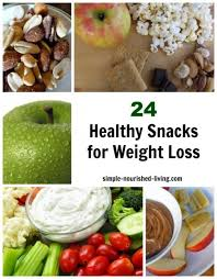 healthy sweet snacks for weight loss