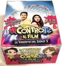 Box da 40 BUSTINE di Figurine Me Contro Te Il Film ''LA Vendetta ...