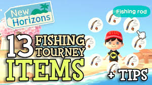 FISHING TOURNEY GUIDE: Animal Crossing ...