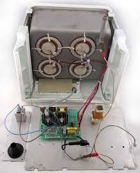 reverse engineering an ultrasonic cleaner