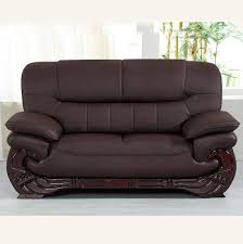 maroon leather couch living room