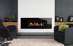 studio glass gas fires gazco built in