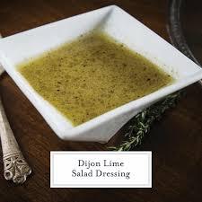 dijon lime salad dressing easy