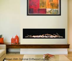 60 inch vent free linear fireplace