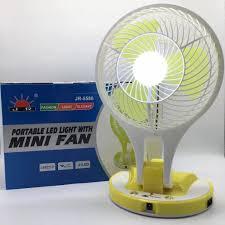 Nơi Bán Quạt Đèn Sạc Tích Điện Mini Fan JR 5580 - Mua Rẻ 24h - Giá Rẻ Mỗi  Ngày