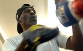 World boxing champion, trainer Roger ...