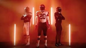 Browns Unveil New Uniforms for 2020 ...