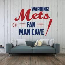 Ny Mets Wall Art Vinyl Decor Wall Decal Customvinyldecor Com