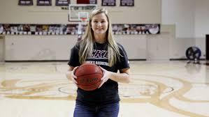 EKU Women's Basketball Fast Break: Abby Wright - Eastern Kentucky ...