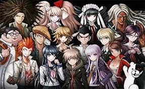 list of danganronpa characters