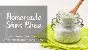 sinus rinse and how sinus rinsing