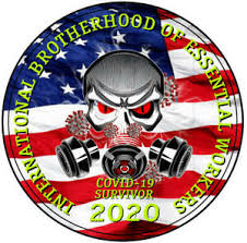 Essential Worker Hard Hat Sticker Usa Made Oval Decal Sticker 3 Inch Ubew Ibew Ebay