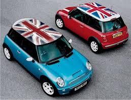 Mini Cooper Decals Mini Cooper Roof Uk Flag Design Jack Union Classic Vinyl Sticker Decal Mini Cooper Mini Driver Mini Cooper Hardtop
