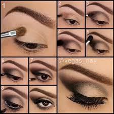 smoky cat eye makeup tutorial styles
