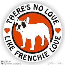 French Bulldog Decals Stickers A Nickerstickers