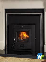 aspen cast iron fireplace insert