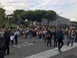 Forza Nuova: tornano liberi 2 arrestati a Roma durante scontri - Radio  Colonna
