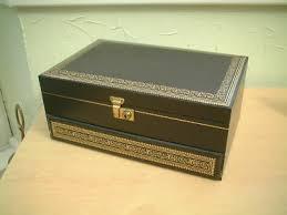 lockable mele jewellery box made in
