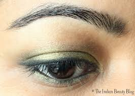 eye makeup challenge golden smokey