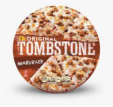 tombstone original hamburger pizza