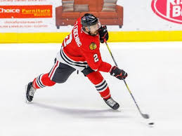 Rockford IceHogs 2017-18 Season Review: Adam Clendening – The Rink