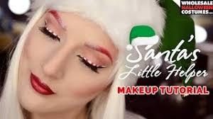 elf costume makeup