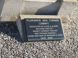Florence Ada (Turner) Waddell (1912-2002) | WikiTree FREE Family Tree