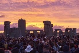 watch stonehenge s 2020 summer solstice