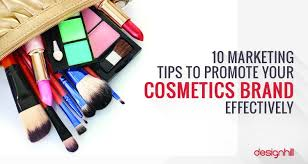 marketing tips to promote your cosmetic