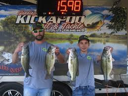 Vorse & Parrish capture Foggy Win | FishingWorld.com