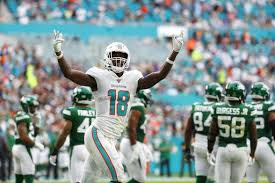 Dolphins rookie WR Williams out for season with knee injury