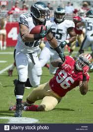 Philadelphia Eagles Chris Polk (32) eludes San Francisco 49ers ...