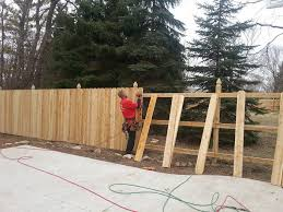 Fence Installation Commercial Fencing