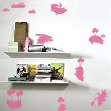 Flying Pigs Sticker Pack Flying Pig Pig Wall Art Wall Stickers