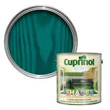 Cuprinol Garden Shades Sage Matt Wood Paint 2 5l