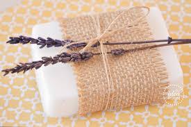homemade lavender soap the idea room