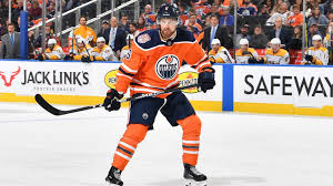 Larsson out 6-8 weeks for Oilers with fractured right fibula