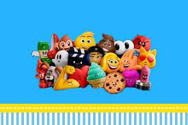Emoji Tarjetas O Invitaciones Para Imprimir Gratis