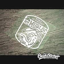 Classic Game Wow World Of Warcraft Sticker Murloc Killer Badge Decal Sticker Vinyl Car Body Sticker Waterproof Reflective Universal Geeksticker