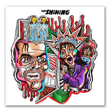 The Shining Sticker Fewocious