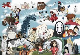 Studio Ghibli - huyền thoại của nền công nghiệp phim hoạt hình ...