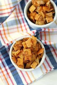 nut free chex mix gf dairy free
