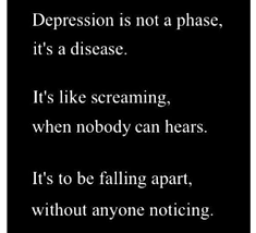 quotes about major depression quotes