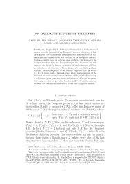 PDF) On Daugavet indices of thickness