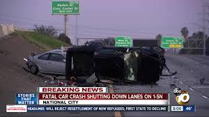 crash shuts down northbound Interstate 5