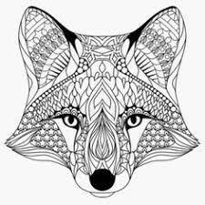 Afbeeldingsresultaat Voor Mandala Dieren Tattoo Kleurplaten