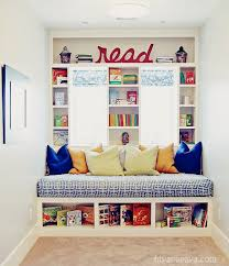 10 Awesome Window Seats Kids Room Storage Solutions Kidspace Interiors