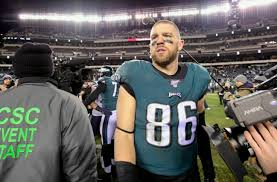 Eagles: Zach Ertz and Howie Roseman arguing is a very bad sign